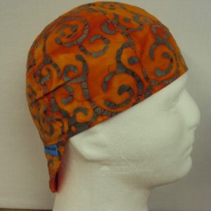 DH 98 Orange Welders Cap