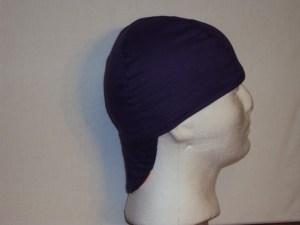All Purple Welders cap