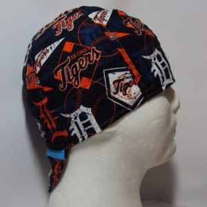 MLB Detroit Tigers Welding Cap