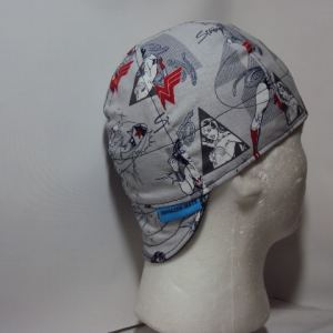 Wonder Woman Welding Hat