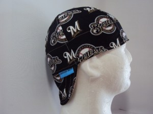 MLB Milwaukee Brewers Welding Hat