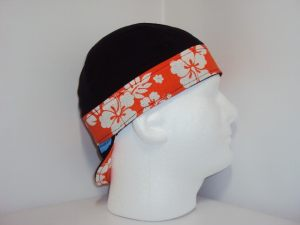 Hibiscus Color Band Welders Hat