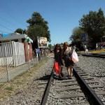 Pendolari a Buenos Aires