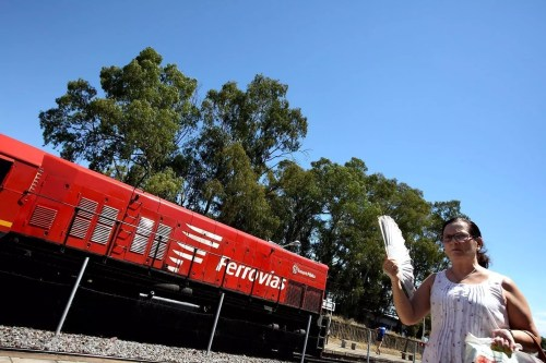 Ferrocarril   ©Francesco Brusoni, 2019