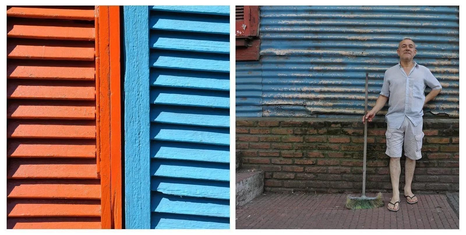 I colori de La Boca | Martina Marini, ©2017