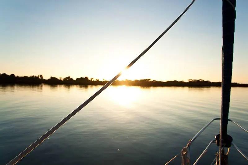 viaggio barca vela | ©Lisa Zillio
