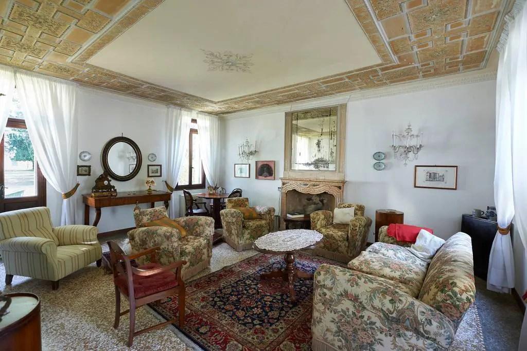 Antica dimora veneta | Villa Cometti, ©