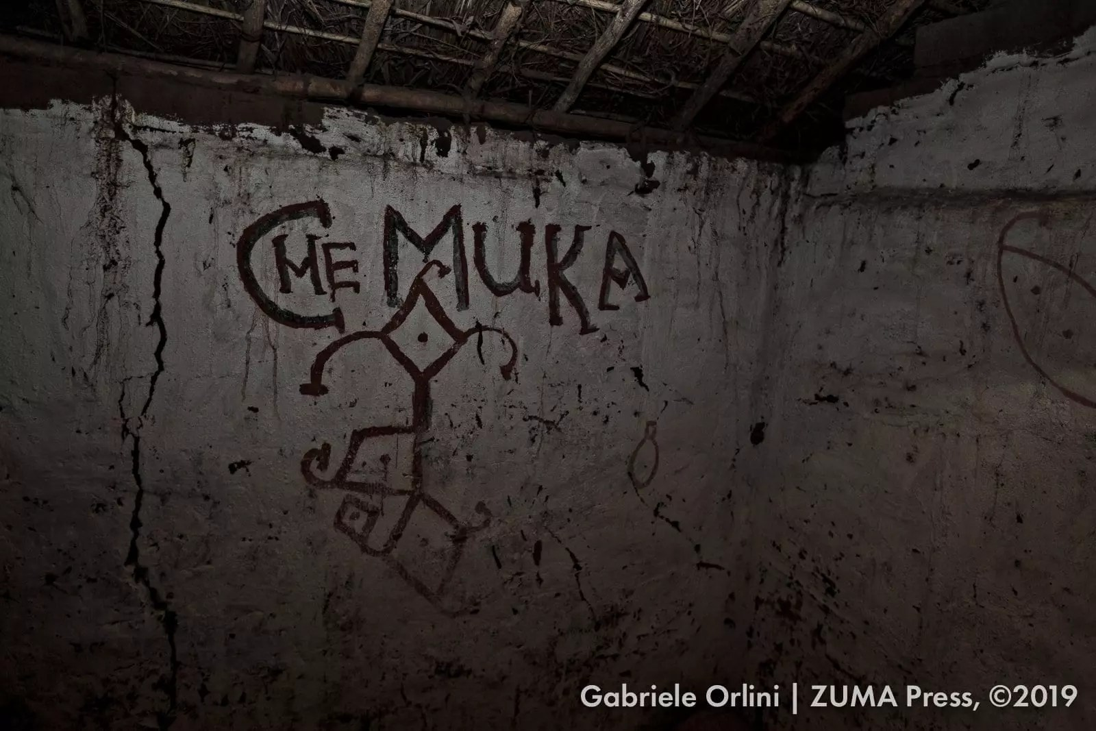 Mganga Woodo | Gabriele Orlini, ZUMA Press, ©2019