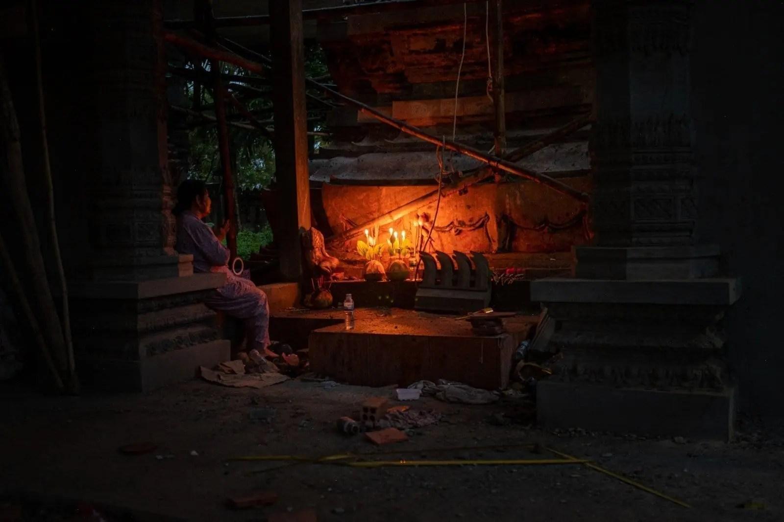 Krong Kracheh Pagoda | ©2019, Gabriele Orlini