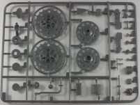 Sprockets and idlers (x2)