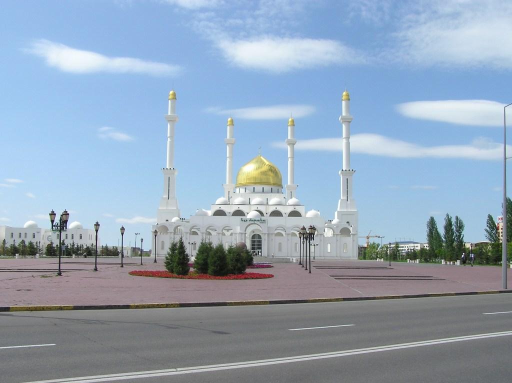 Nur-Astana Mosque Astana