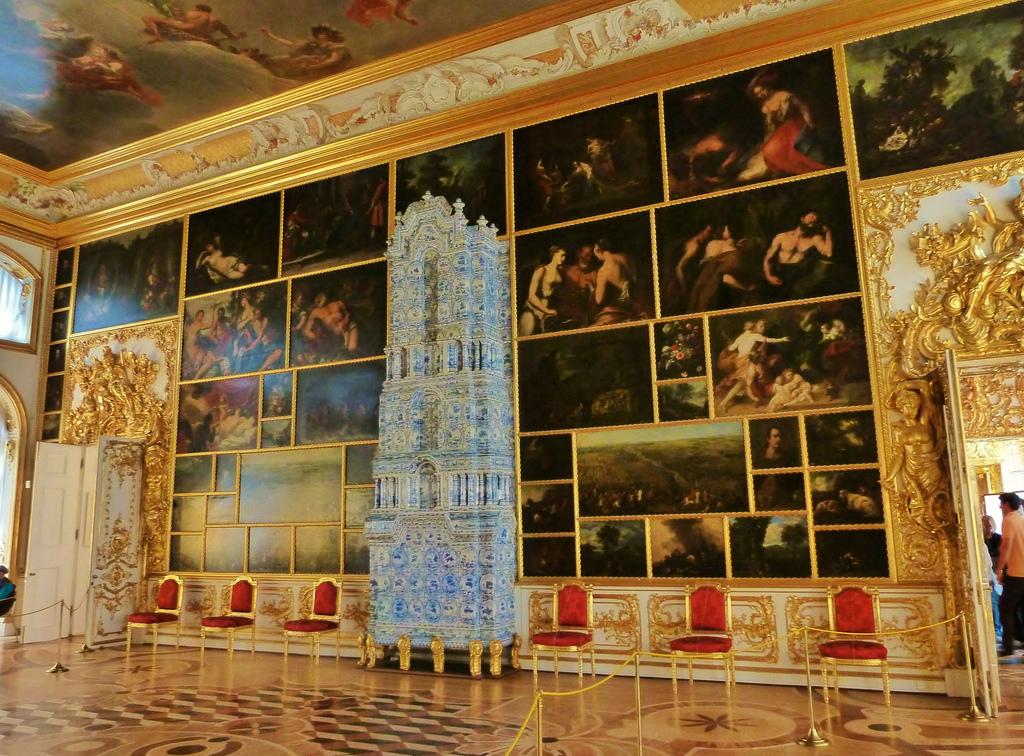Catherine Palace Interior