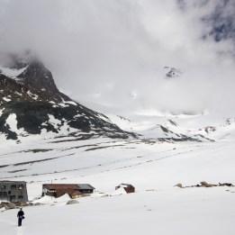 Ala-Archa Gorge Snow