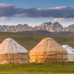 Alay Valley Yurt
