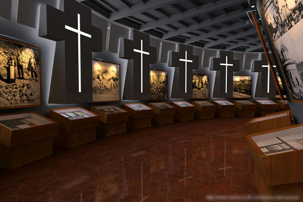 Armenian Genocide Museum - Inside View