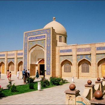 Bakhautdin Naqsband Mausoleum front View