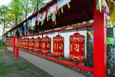 Buddhist Temple Datsan Gunzechoinei