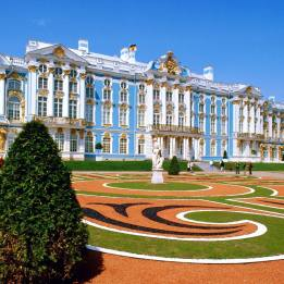 Catherine Palace and Park - Garden