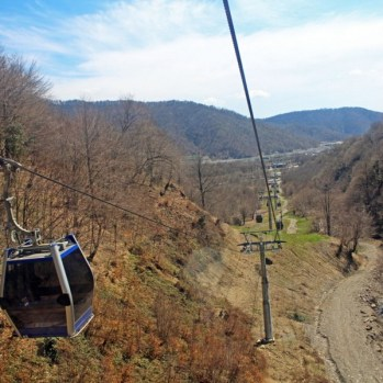Gabala in Summers - Cable Car Tour