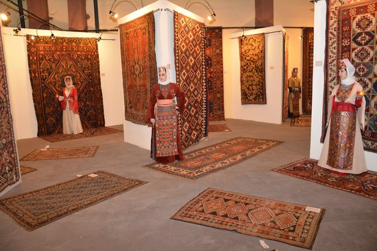 Megerian Carpet Museum - Exhibition