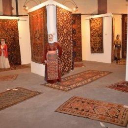 Megerian Carpet Museum - Exhibition