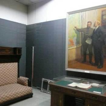 Mikhail Frunze Museum Inside