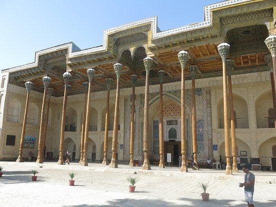 Moschea Bolo-khauz Pillars