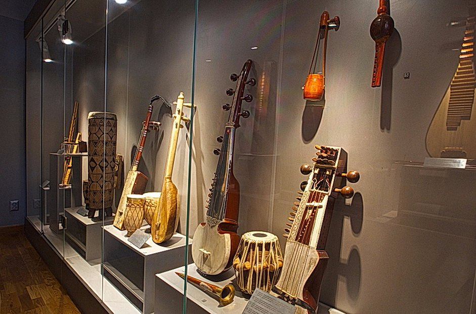 Kazakh Museum of Folk Musical Instruments
