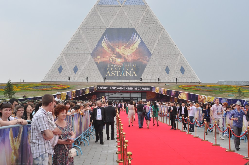 Palace of Peace and Reconciliation Astana