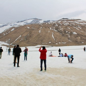 Shahdag Mountain Tourist