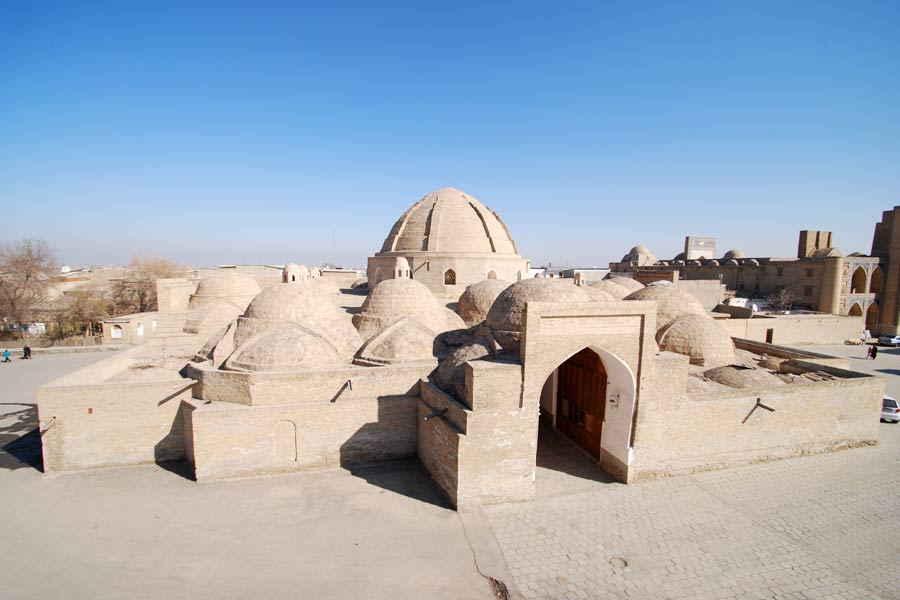 Trading Domes full View