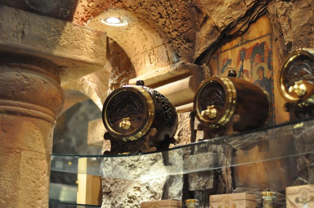 Yerevan Brandy Factory Inside