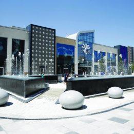 Dostyk Plaza Almaty front View