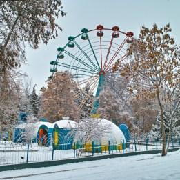 Panfilov Park Ferris Wheel