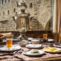 Azeri Breakfast