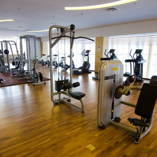 Hotels Preference Hualing Tbilisi Gym