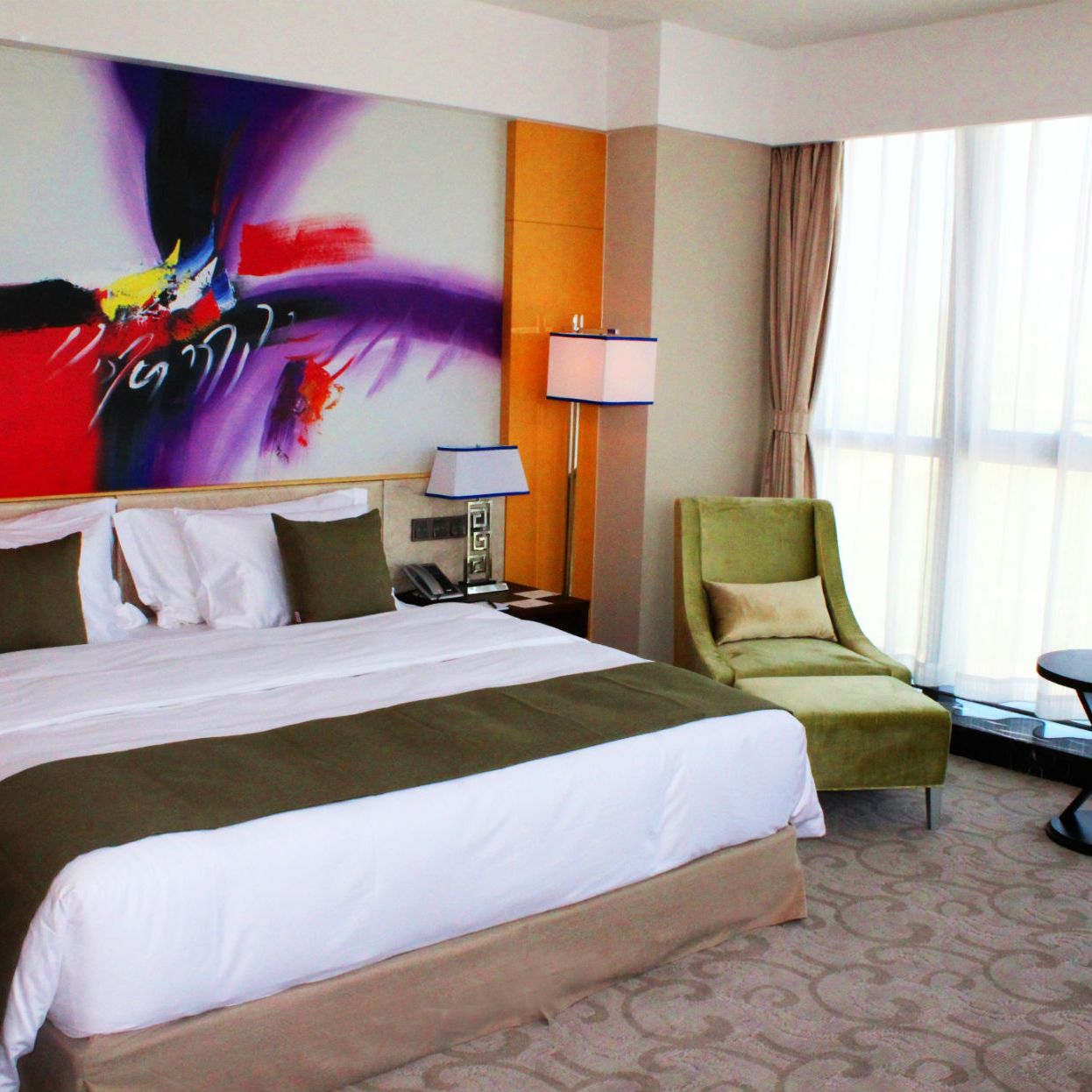 Hotels Preference Hualing Tbilisi Room