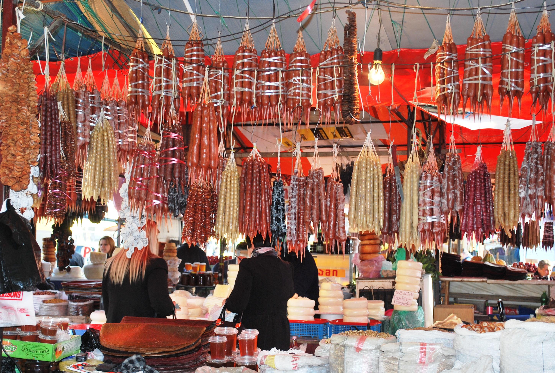 The Dezerter Bazaar