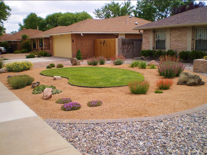 Yard Landscape Design