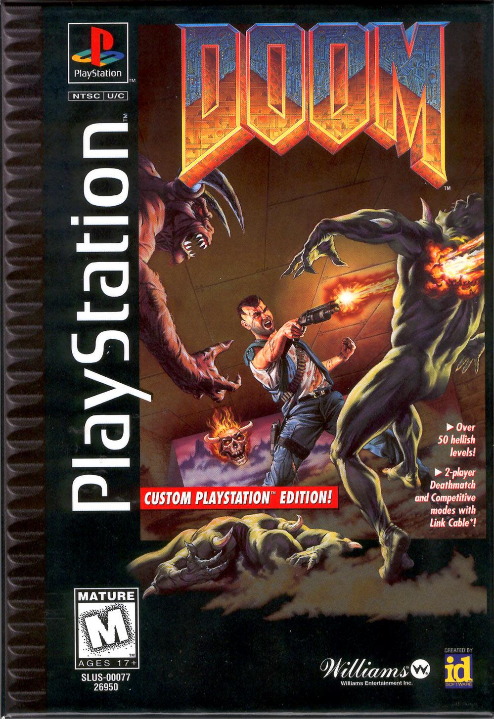 Sony PlayStation The Doom Wiki At Doom
