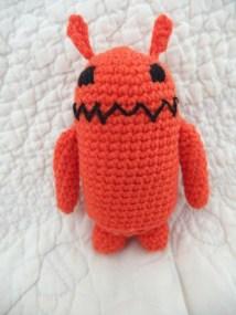 Bugdroid Halloween