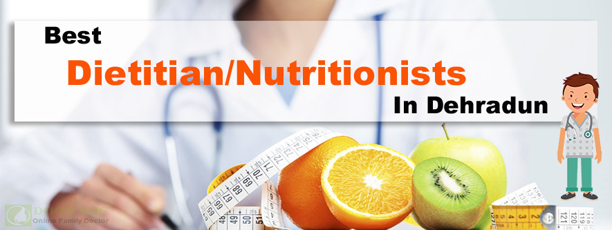 Best Dietitian/Nutritionists in Dehradun
