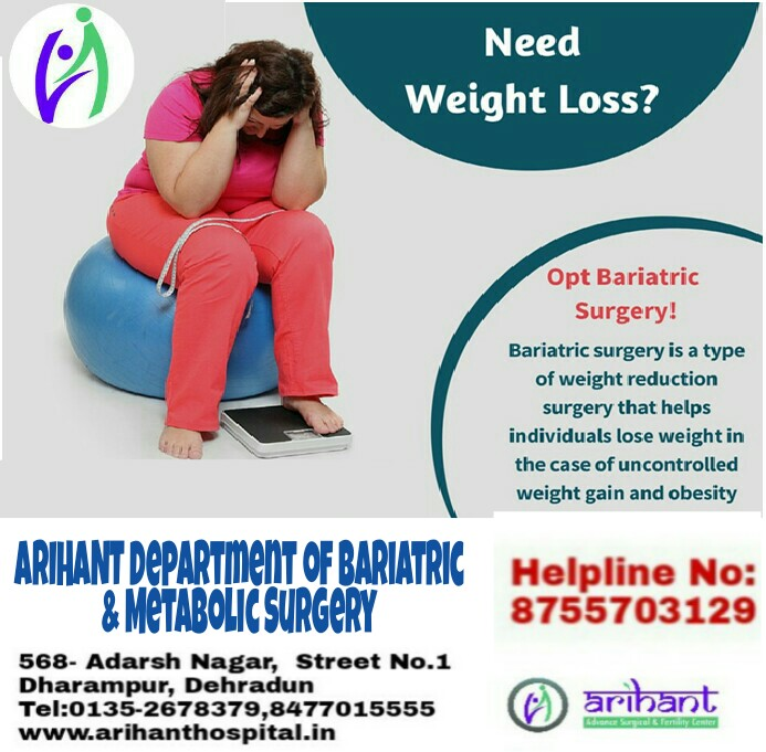 Bariatric Surgeon in dehradun