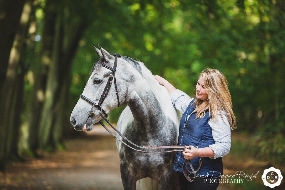 equine photo shoot cheshire