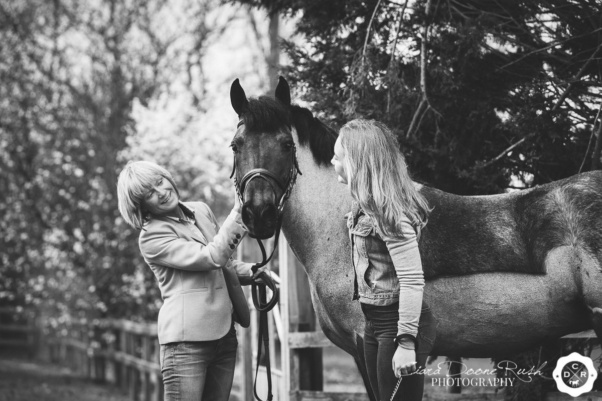 horse and rider photo shoot cheshire