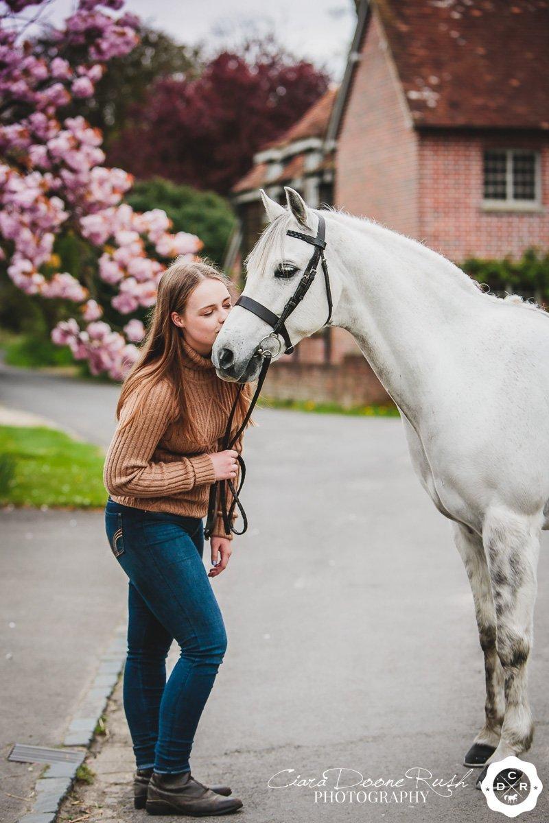pony kisses