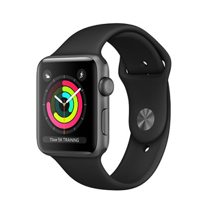 Řemínky pro Apple Watch Series 1/2/3 (38/40mm)