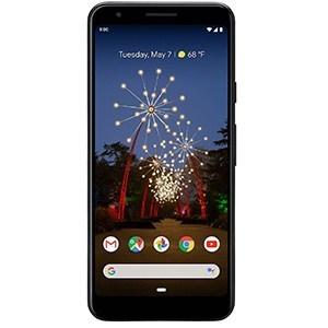 Telefontokok Google Pixel 3A