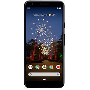 Kryty a puzdrá Google Pixel 3A