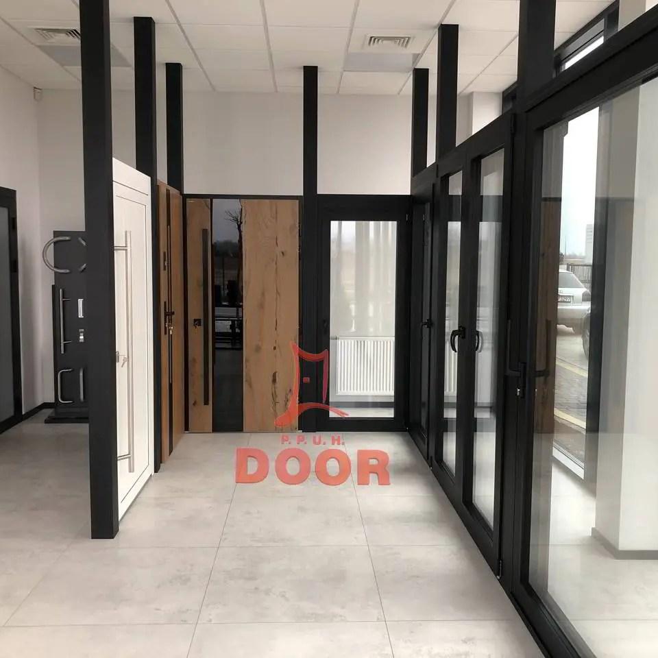 Salon DOOR drzwi okna konstrukcje aluminiowe